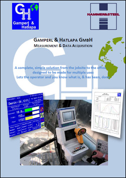 Hammer and Steel Gamperl and Hatlapa GmpH Monitoring Equipment