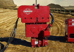 Hammer & Steel | Vibratory Pile Driver / Extractor Sales