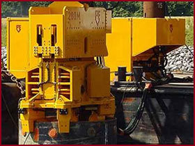 Hammer and Steel PVE Hydraulic Pile Driver & Extractor Systems