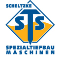 Scheltzke logo hammer and steel