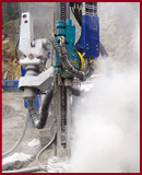 Hammer & Steel sells and rents Eurodrill Drilling Systems