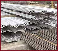coated piling hammer steel