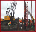 plocher construction hammer steel delmag piling rigs