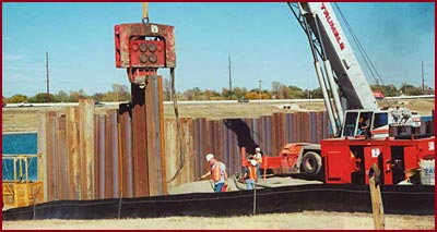 hpsi hoesch hammer steel lubbock texas storm drainage system