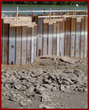Hammer & Steel sells used steel sheet piling products
