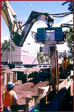 Hammer & Steel Excavator Mounted Attachments