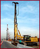 Hammer and Steel ABI Mobilram Piling Rig