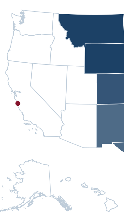 California Region