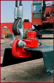 Hammer Amp Steel Dawson Ground Release Shackles