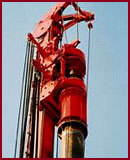 Hammer & Steel Delmag Drilling Rig Attachments