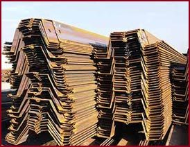 piling products - steel sheet