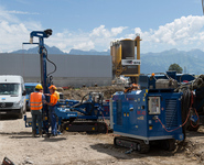 Comacchio MC 4D Drilling Rigs