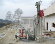 Comacchio MC 8D Drilling Rigs