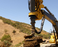 ABI GeoDrill Drilling Attachment