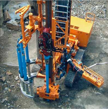 Interoc Add-On Drilling System