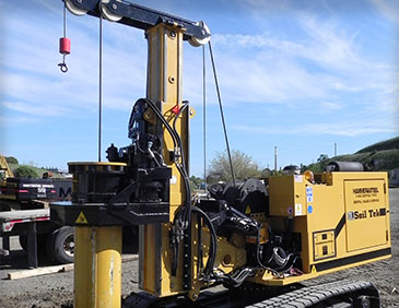 Micropile Drill Rigs