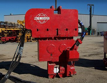 Hammer & Steel | Pile Driving Equipment & Impact Hammers by