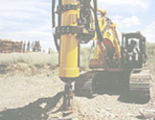 Excavator Mounted Attachments